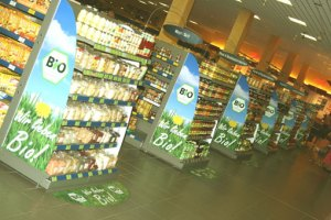 produse bio supermarket Germania